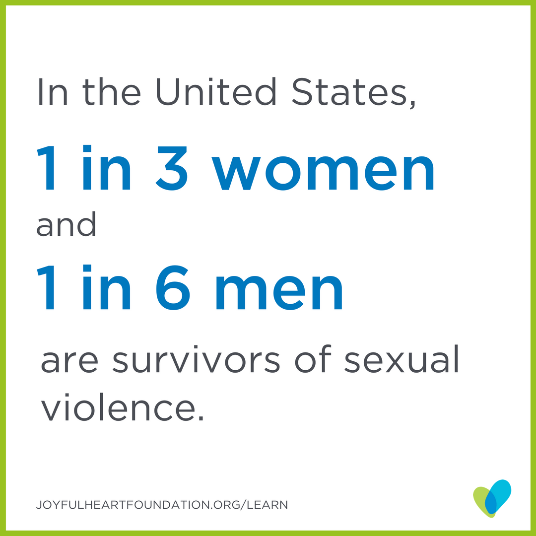 Survivors of sexual violence