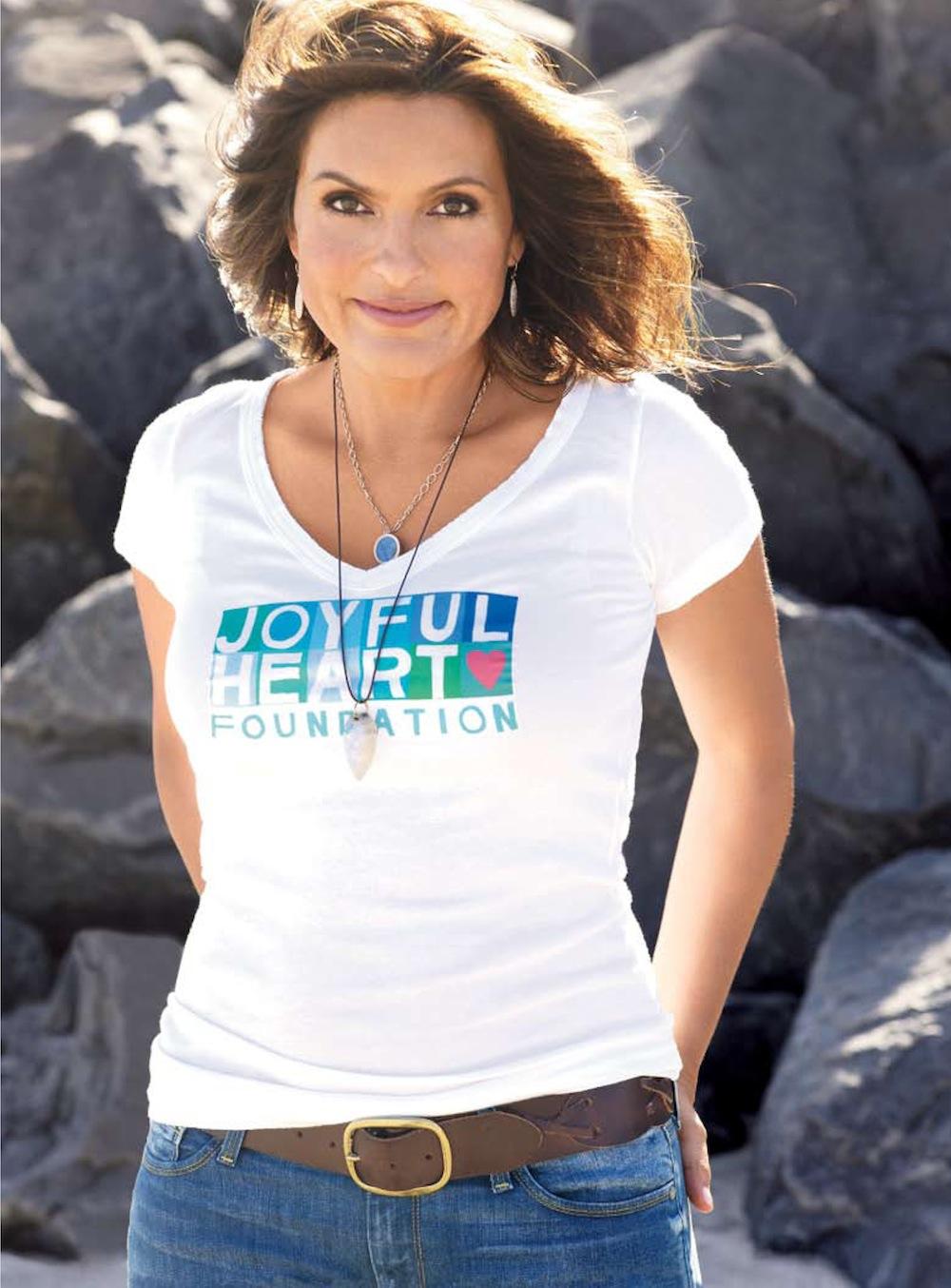 More About Mariska | Joyful Heart Foundation