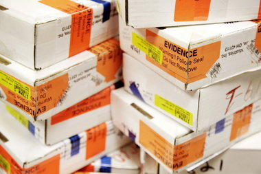Rape Kit Backlog in Cleveland