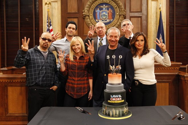 Law and Order: SVU Celebrates 300th episode