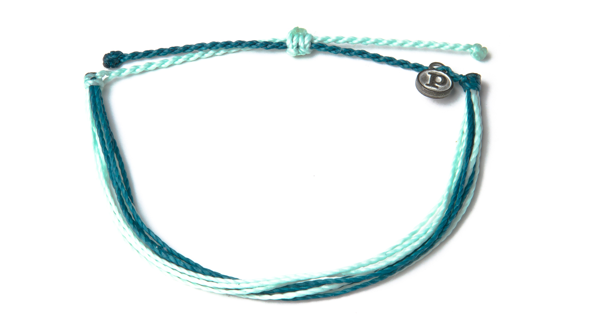 The new Pura Vida Joyful Heart/NO MORE bracelet