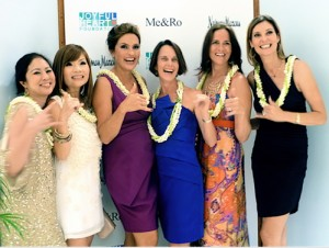 Mariska Hargitay and the Hawai'i Advisory Committee